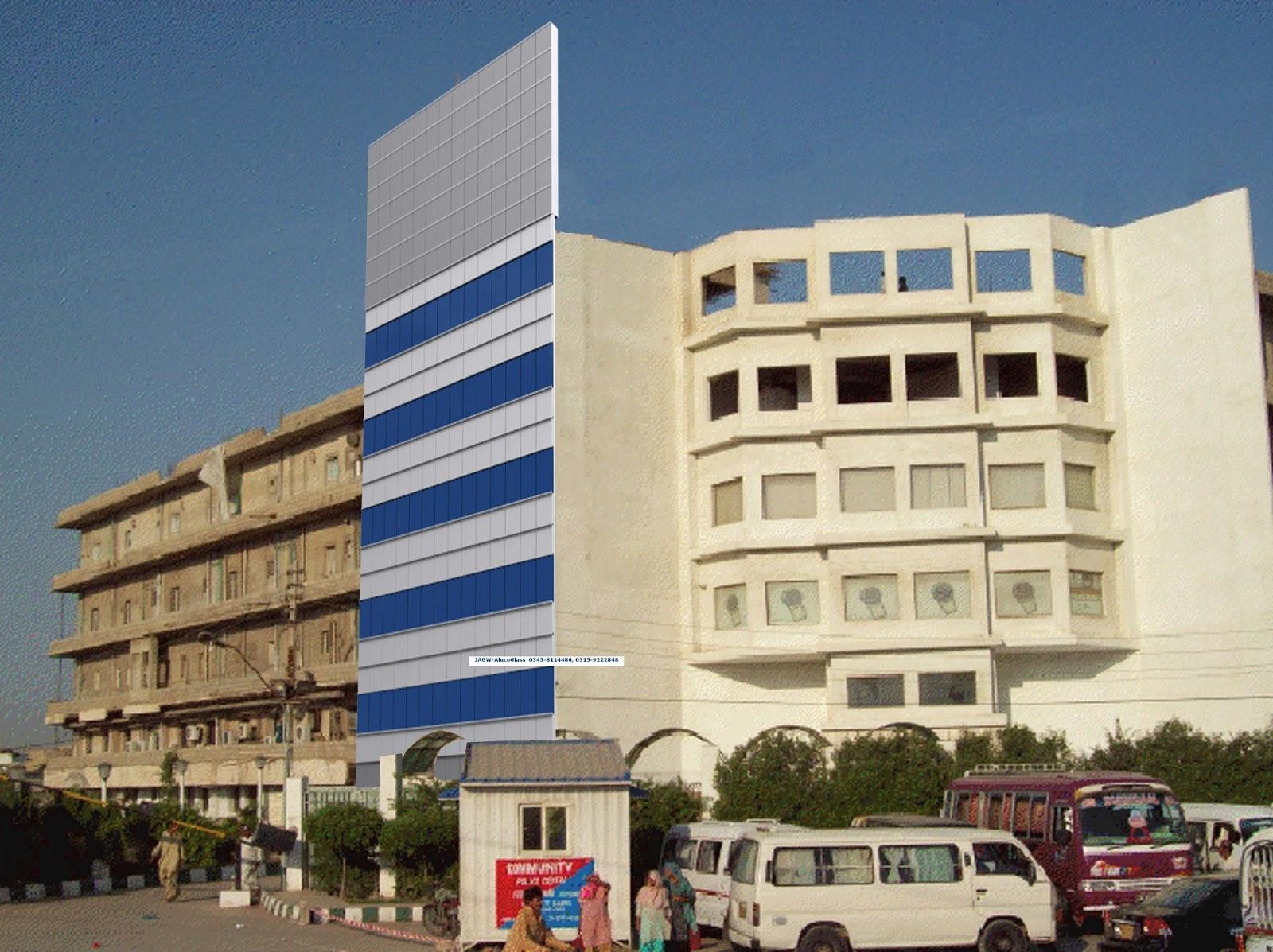 Dr Ziauddin Hospital Clifton